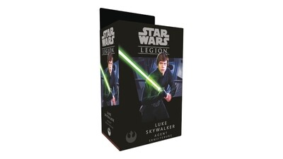 Star Wars: Legion - Luke Skywalker - DE/IT - Fantasy Flight Games