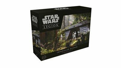Star Wars™: Legion – Imperialer Bunker - DE - Fantasy Flight Games