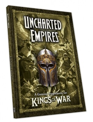 Kings of War Uncharted Empires 3rd Edition (e) - Erweiterung - Kings of War