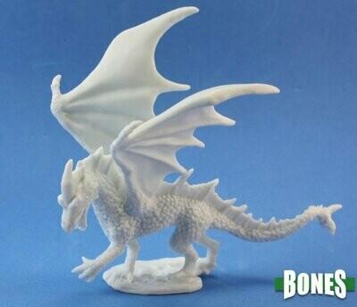 Young Fire Dragon - Bones - Reaper Miniatures