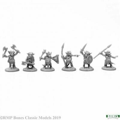 Kobold Mooks - Bones - Reaper Miniatures