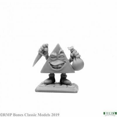 Pyram the Pincher, d4 - Reaper Bones