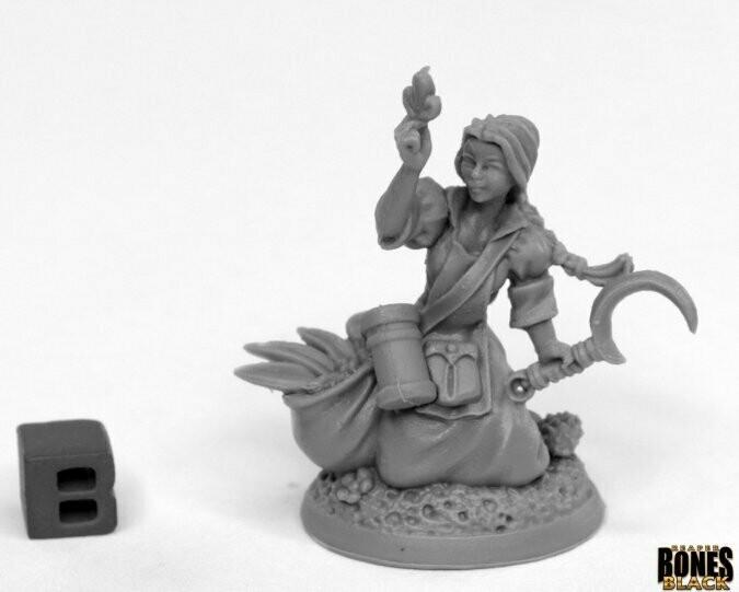 Juliana, Herbalist- Reaper Bones