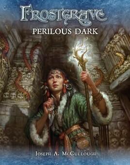 Frostgrave: Perilous Dark (Book) - Frostgrave Erweiterung (e) - Osprey/Northstar