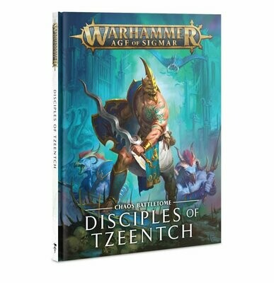 Battletome: Disciples of Tzeentch (Englisch) - Warhammer Age of Sigmar - Games Workshop