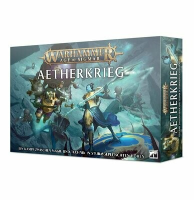 Aetherkrieg Aether War (Deutsch) Tzeentch Kharadron - Warhammer Age of Sigmar - Games Workshop