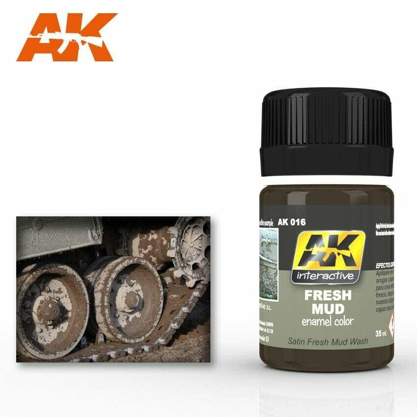 Fresh Mud - AK Interactive