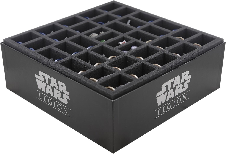 Feldherr Schaumstoff-Set für Star Wars: Legion Klonkriege - Grundspielbox