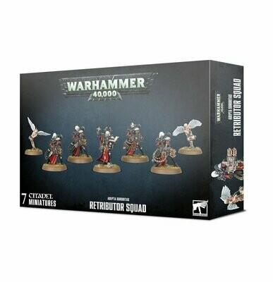 Adepta Sororitas Retributor Squad - Adepta Sororitas - Warhammer 40.000 - Games Workshop