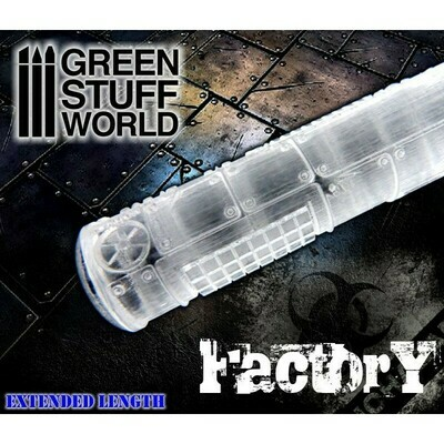 STRUKTURWALZE Rolling Pin - FABRIK FACTORY - Greenstuff World