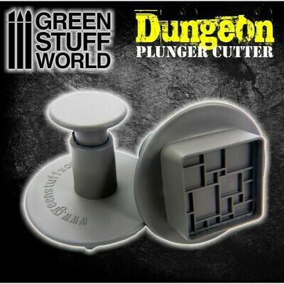 Fliesen Prägestempel Dungeon Plunger Cutter- Greenstuff World