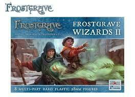Frostgrave Wizards II - Frostgrave - Northstar Figures