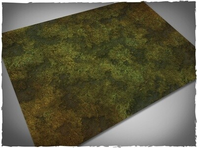 Game mat – Swamp - Mousepat Mat - 4x6 - Deep Cut Studio