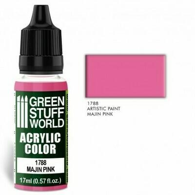 Acrylic Color MAJIN PINK - Greenstuff World