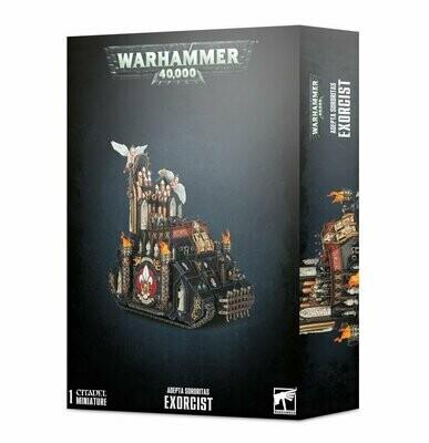 Exorcist - Adepta Sororitas - Warhammer 40.000 - Games Workshop