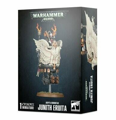 Junith Eruita - Adepta Sororitas - Warhammer 40.000 - Games Workshop