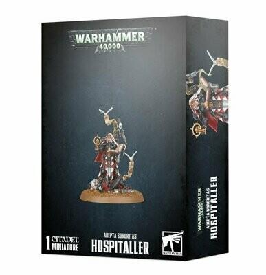 Hospitaller - Adepta Sororitas - Warhammer 40.000 - Games Workshop