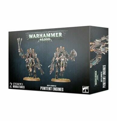 Penitent Engines - Adepta Sororitas - Warhammer 40.000 - Games Workshop