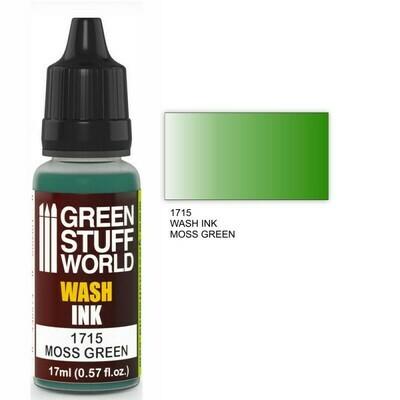 Acryl-Waschtinte MOSS GREEN Wash Ink - Greenstuff World