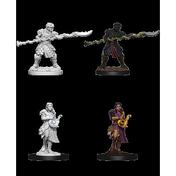 D&D Nolzur's Marvelous Miniatures - Yaun-Ti Purebloods