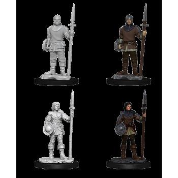 D&D Nolzur's Marvelous Miniatures - Guards