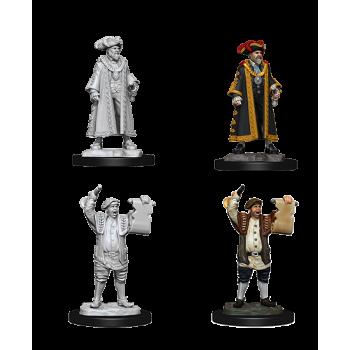 D&D Nolzur's Marvelous Miniatures - Mayor & Town Crier