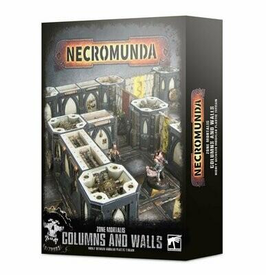 Necromunda: Säulen und Wände der Zone Mortalis - Games Workshop