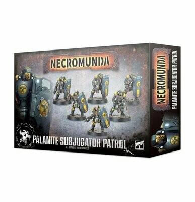 Patrouille der Palaniten-Subjugatoren Necromunda - Games Workshop