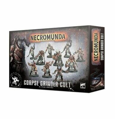 Gang der Corpse Grinder Cults Necromunda - Games Workshop