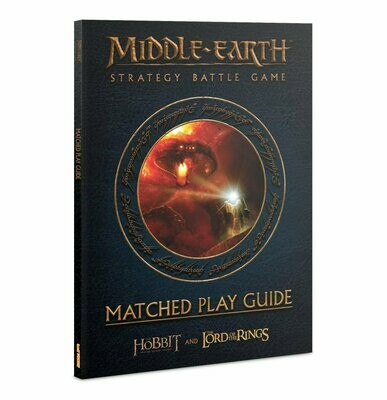 MO: Middle-earth™ Strategy Battle Game Matched Play Guide (Englisch) - Lord of the Rings LotR - Games Workshop
