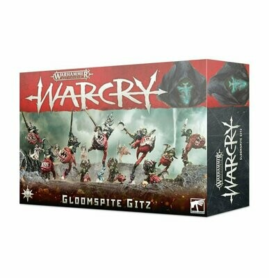 Warcry Gloomspite Gitz - Warhammer - Games Workshop