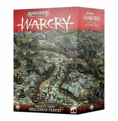 Ravaged Lands: Souldrain Forest Warcry - Warhammer - Games Workshop