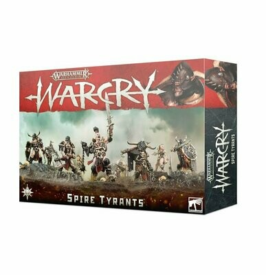 Spire Tyrants Warcry - Warhammer - Games Workshop