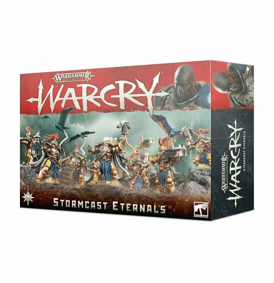 Warcry Stormcast Eternals - Warhammer - Games Workshop