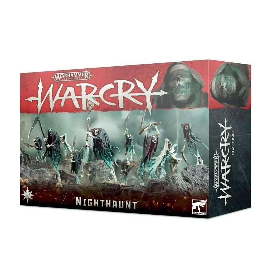 Warcry Nighthaunt Warband - Warhammer - Games Workshop
