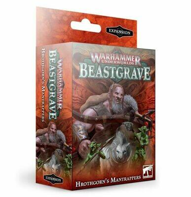 Warhammer Underworlds: Hrothgorns Menschenfänger / Hrothgorn's Mantrappers [Ogor Mawtribes] ENGLISH - Warhammer Underworlds - Games Workshop