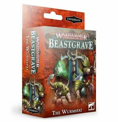 Warhammer Underworlds: Die Erbrochenen / The Wurmspat [Putrid Blightkings] ENGLISH - Warhammer Underworlds - Games Workshop