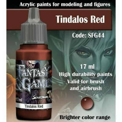 TINDALOS RED - Scalecolor - Scale75