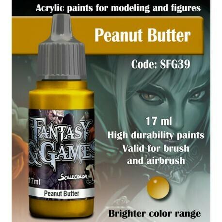 Peanut Butter - Scalecolor - Scale75