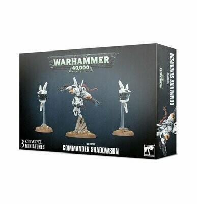Commander Shadowsun - Warhammer 40.000 - Games Workshop