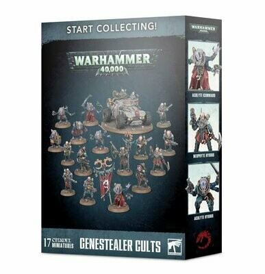 Start Collecting! Genestealer Cults - Warhammer 40.000 - Games Workshop