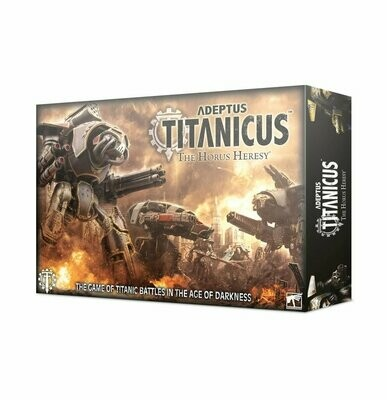 Adeptus Titanicus: The Horus Heresy (Englisch) - Warhammer 40.000 - Games Workshop