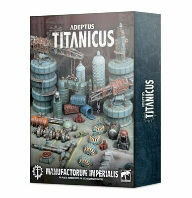 Adeptus Titanicus: Manufactorum Imperialis - Warhammer 40.000 - Games Workshop