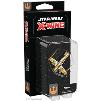 FFG - Star Wars X-Wing 2nd Edition Fireball Expansion Pack - EN
