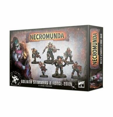 Goliath Stimmers und Forge-born - Necromunda - Games Workshop