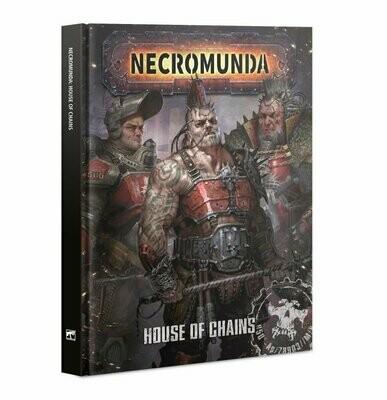 Necromunda - House of Chains (Englisch) - Games Workshop