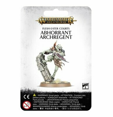 Abhorrant Archregent - Flesh-Eater Courts - Warhammer Age of Sigmar Skirmish - Games Workshop