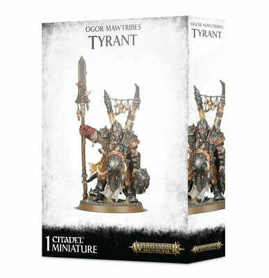 Ogor Mawtribes Tyrant - Ogor Mawtribes - Warhammer Age of Sigmar- Games Workshop