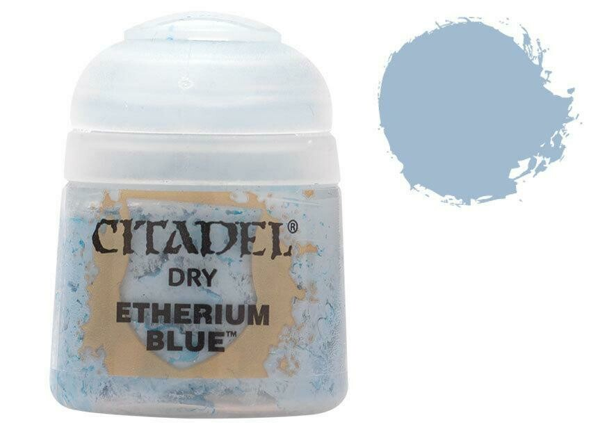 Etherium Blue - Citadel Dry - Games Workshop