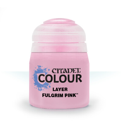 LAYER: FULGRIM PINK (12ML) - Citadel Layer - Games Workshop